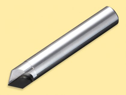 PCD1枚刃エンドミル